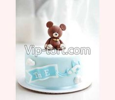 "Детский торт ""Медвежонок TIN"""