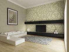 Home Interior Design Wallpapers. Home. Awesome Home Interior Home Design, Wall Design, Home Interior Design, Interior Decorating, Design Ideas, Interior Designing, Design Living Room Wallpaper, Home Wallpaper, Interior Wallpaper