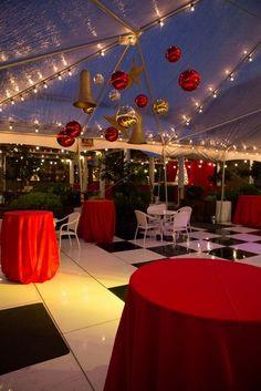Holiday Party at Francis Ford Coppola Winery- Photos by Mallory Miya Photography