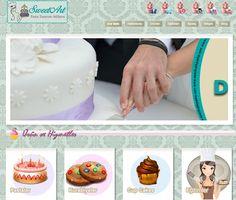 Esen Butik Pasta  Web tasarım