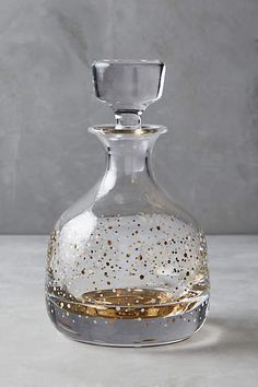 Jazz Age Decanter