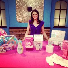 Had a blast doing baby week segments on my morning show this week.  This first one is a list of the most recommended baby products from my gal pals who have recently had babies.  Must have items so if you are expecting or attending a baby shower, check these out!