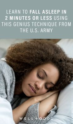 The secret of how to fall asleep quickly might be an army technique that's very similar to the yoga nidra. Can Not Sleep, Trying To Sleep, Good Sleep, Sleep Better, Sleep Well, Ways To Sleep, How To Sleep Faster, How To Get Sleep, How To Fall Asleep Quickly