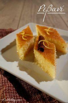 Greek Sweets, Greek Desserts, Greek Recipes, Greek Cake, Different Recipes, Cake Pops, Nom Nom, Cheesecake, Deserts