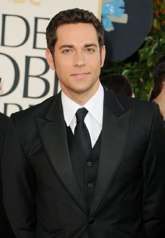 Zachery Levi (from chuck) . In the books I think Mr. Solomon is older than this dude, but he is my version of Mr. Solomon :)