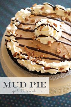 Mud Pie - Make it!!