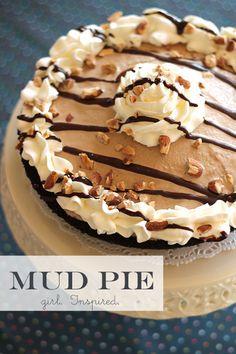 Chocolate Mud Pie - Make it!!