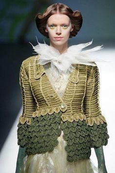 gebreid knitted