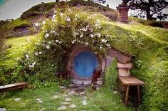 Image result for hobbit houses                                                                                                                                                                                 More