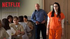 """Orange Is the New Black - Series Trailer [HD] -""""Once you know Santa Claus isn't real, it's all downhill from there!"""" Crazy Eyes"""
