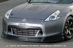 Greddy Nissan 370Z 2009- Tuner Turbo Kit TD06-20G (IC)
