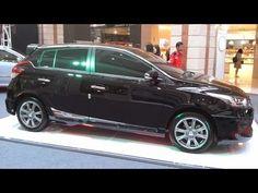 Review: Toyota All New Yaris 2016 Hitam TRD Sportivo