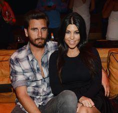 Pin for Later: Retour Sur les 31 Couples Qu'on a Perdu en 2015 Kourtney Kardashian et Scott Disick