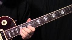 """how to play """"Walk This Way"""" by Aerosmith - 3rd guitar solo lesson"""