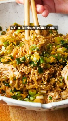 Vegetarian Recipes, Cooking Recipes, Healthy Recipes, Plats Healthy, Healthy Eating, Healthy Ramen, I Love Food, Food Dishes, Asian Recipes