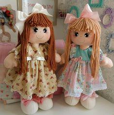 Diy Rag Dolls, Sewing Dolls, Felt Dolls, Baby Dolls, My Child Doll, Doll Maker, Pretty Dolls, Fabric Dolls, Stuffed Toys Patterns