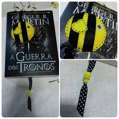 Marcador de Livro  http://www.facebook.com/feltrosco