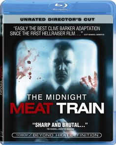 The Midnight Meat Train 2008 Movie Review