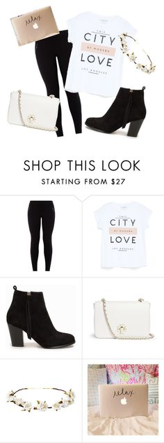 """Shopping Day"" by deshae27 ❤ liked on Polyvore featuring Violeta by Mango, Nly Shoes, Tory Burch and Cult Gaia"
