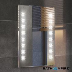 Bathroom Mirror Lights 900 X 600 500 x 700 mm illuminated led bathroom mirror vanity light sensor +