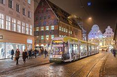 Augsburg - Moritzplatz Dezember 2016
