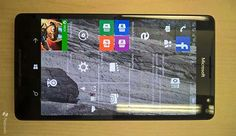 Microsoft Lumia 950 and Lumia 950 XL tipped in True Images