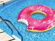 Výsledek obrázku pro nafukovací donut