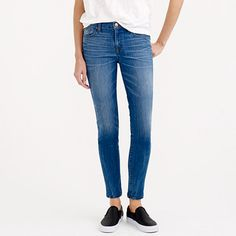 J.Crew - Toothpick Cone Denim® jean in Hanna wash.. Need size 29..tried on in store in 30.. a little big