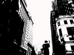 #newyork #graphicdesigncentral #graphicart #allblackandwhite #faded_world #oh_mag #ignantpicoftheday @ignant by nunomoita