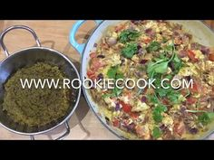 Indian Scrambled Eggs - Rookie Cook
