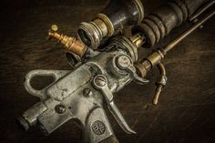 Steampunk Ghost Vaporizer (Bild 1/9)