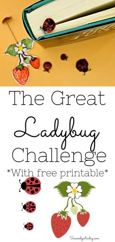 I was invited to participate in the Great Ladybug Challenge. I decided to create a ladybug bookmark out of shrinky dinks. This is a easy spring craft to bring you good luck all year. Ladybug crafts. Easy spring crafts. Fun crafts to make with kids. #diy #crafts #kidscrafts #easycrafts #shrinkydinks #ladybug #greatladybugchallenge