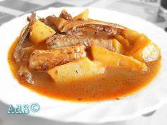 Porque a mal tiempo buena cara...  #hoy os traigo una de mis #recetas favoritas    Estas #deliciosa #familiares y #tradicionales  #Patatas con #Rape      ●INGREDIENTES:   -Ñoras  -Ajo  -Almendras  -1Tomate  -1Miga de Pan  -Rape  -Patatas  -2Clavos  -Perejil  -Azafrán            ...