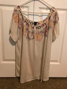 77369241e3aa Vinted closet · My Torrid Floral Blouse by Torrid. Size 2 X / 20 for  $$24.00: