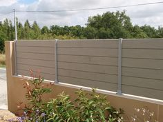 plastic wood fence panels for landscape eco friendly wpc fence for sale inu2026