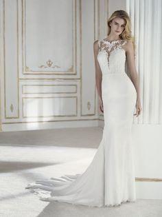 Vestidos de novia La Sposa 2018: las propuestas más románticas Image: 8