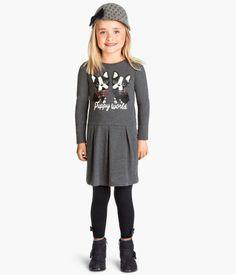 H&M Printed Jersey Dress $7.95