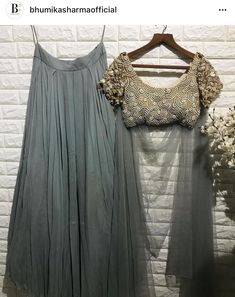 New Bridal Wear Sketches Indian Ideas Pakistani Dresses, Indian Dresses, Indian Outfits, Indian Designer Outfits, Designer Dresses, Ethnic Fashion, Indian Fashion, Choli Dress, Indian Bridal Lehenga