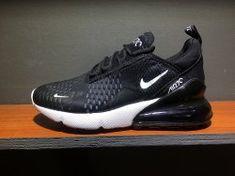 best service f8fb7 e5b3b High-end Product Nike Air Max 270 Retro Black Transparent Black Men s Women Sports  shoes AH8050-200