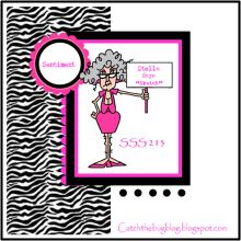 Catch The Bug Challenge Blog: Stella Says Sketch # 213, ends 09/06/2014