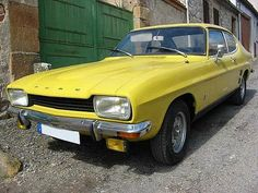 1973 Ford Capri mk1 Maintenance/restoration of old/vintage vehicles: the material for new cogs/casters/gears/pads could be cast polyamide which I (Cast polyamide) can produce. My contact: tatjana.alic@windowslive.com