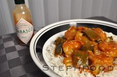 A few weeks ago, while searching for Irish recipes for my St. Patrick's day feast, I came across a recipe posted in celebration of Mardi Gras. Shrimp Etouffee, Irish Recipes, Chicken, Freezer, Bag, Food, Chest Freezer, Essen, Irish Food Recipes