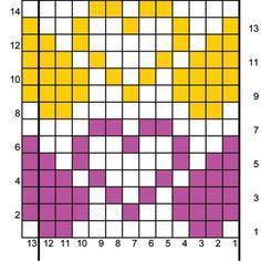 knitting ´chart heart - Google-haku