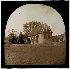 St Peters Church, Filkins, Oxfordshire by whatsthatpicture, via Flickr