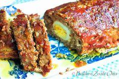 Gehaktbrood is een echt vintage recept. Deze is makkelijk te maken en écht heel erg lekker!