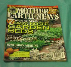 Mother Earth News Magazine June July 08 Composting Worms Sustainable Urban VTG