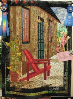 Quilt Inspiration: River City Quilt Show - Day 1