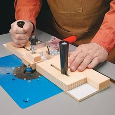 Router Table Sled | Woodsmith Tips