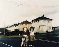 I recently recommended that the Gallery acquire Ava Seymour's suite of photo-collages Health, Happiness and Housing . I consider these image. Montage Photography, Family Photography, Nz Art, Ava, New Zealand, Environment, Street View, Photoshop, Urban
