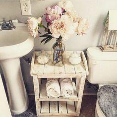 Bathroom ideas apartment #diyhomedecor #farm #decor #decoration #livinghomedecor #bathroom #remodel bahtroom#farmhouse #dreambahtroom